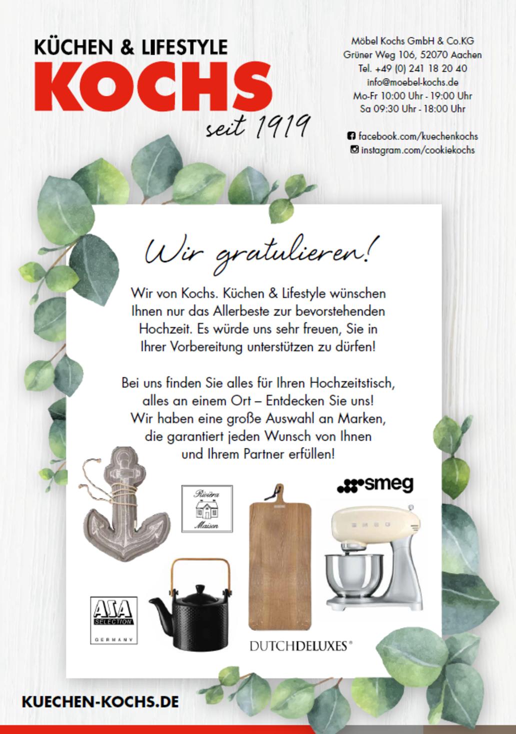 Geschenke Bad Aachen Stadtmagazin